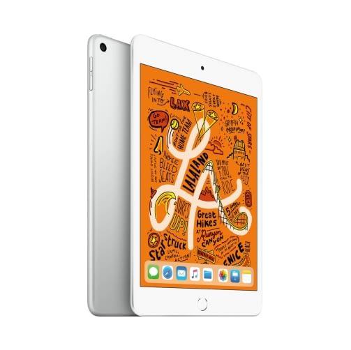 Apple iPad Mini 5 (2019 5 Generation) 7.9 WiFi 64GB Silver EU (MUQX2FD/A)