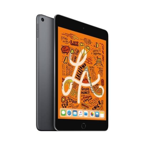 Apple iPad Mini 5 (2019 5 Generation) 7.9″ 4G+ 256GB Space Gray EU (MUXC2FD/A)