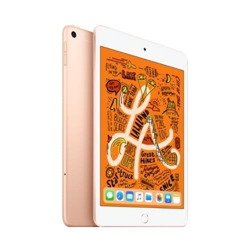 Apple iPad Mini 5 (2019 5 Generation) 7.9″ 4G+ 256GB Gold EU (MUXE2FD/A)