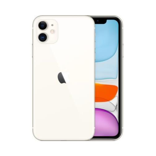 Apple iPhone 11 4G 128GB (4GB Ram) White EU