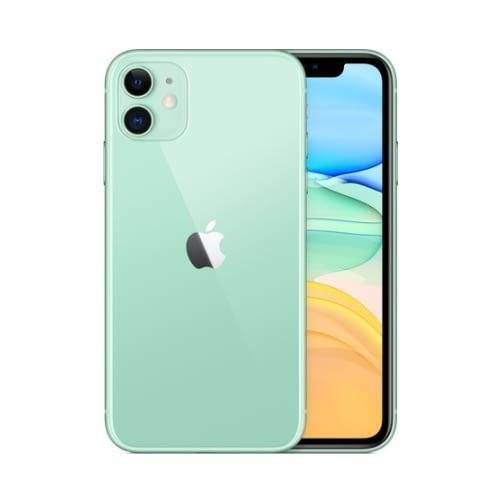 Apple iPhone 11 4G 128GB (4GB Ram) Green EU