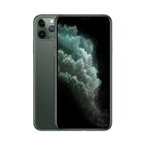 Apple iPhone 11 Pro 4G 256GB (4GB Ram) Midnight Green DE*