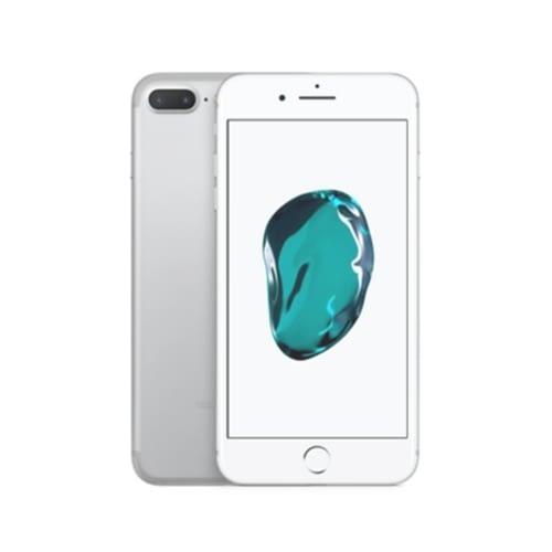 Apple iPhone 7 Plus 4G 128GB (3GB Ram) Single-Sim Silver EU