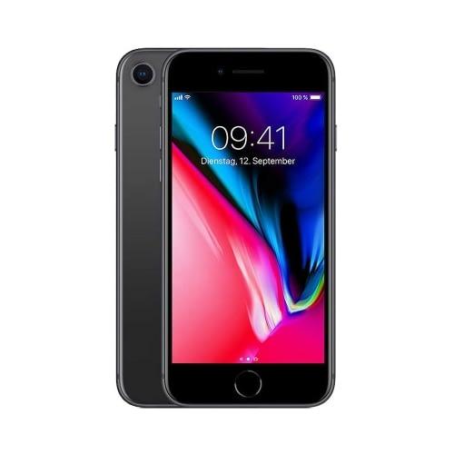 Apple iPhone 8 4G 128GB (2GB Ram) Space Gray DE*