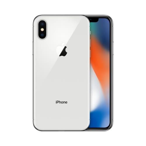 Apple iPhone X 4G 256GB Silver DE*