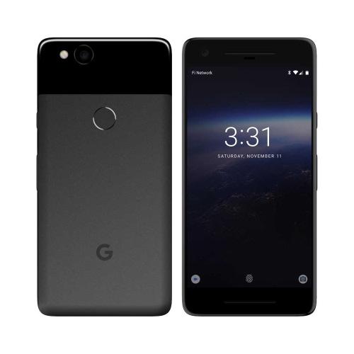 Google Pixel 2 4G 64GB Just Black DE