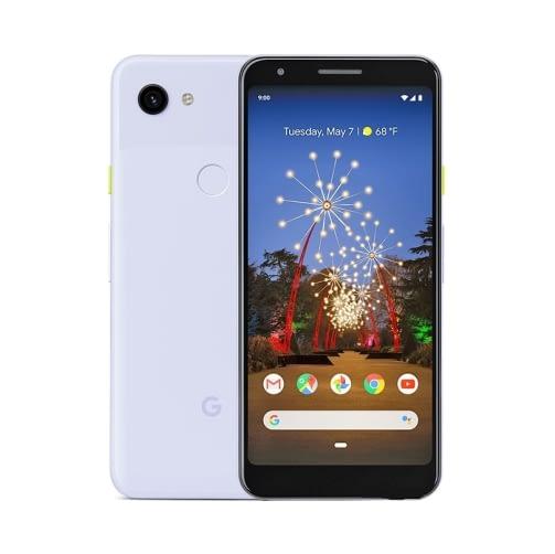 Google Pixel 3a 4G 64GB (4GB Ram) Clearly White EU