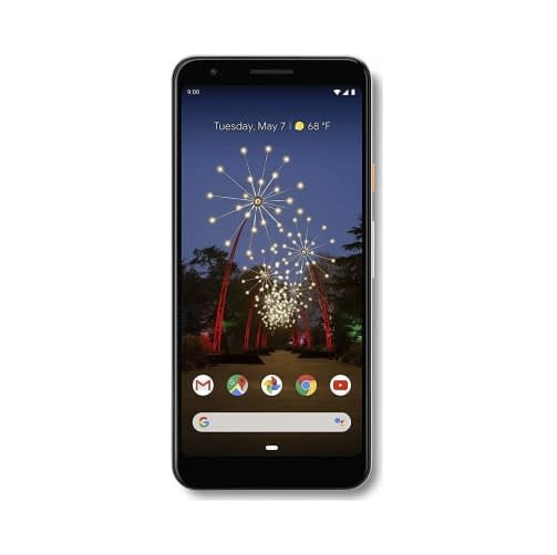 Google Pixel 3a 4G 64GB (4GB Ram) Just Black DE*