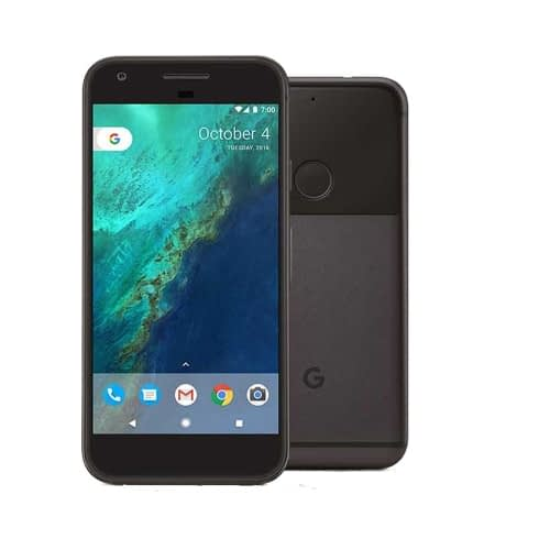 Google Pixel 4G 128GB Single-Sim Quite Black EU