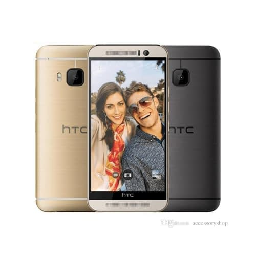 HTC One M9 4G 32GB Single-Sim Gold GR