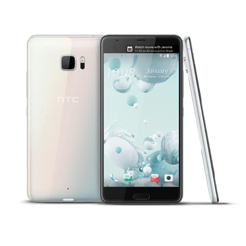 HTC U Ultra 4G 64GB Single-Sim White GR