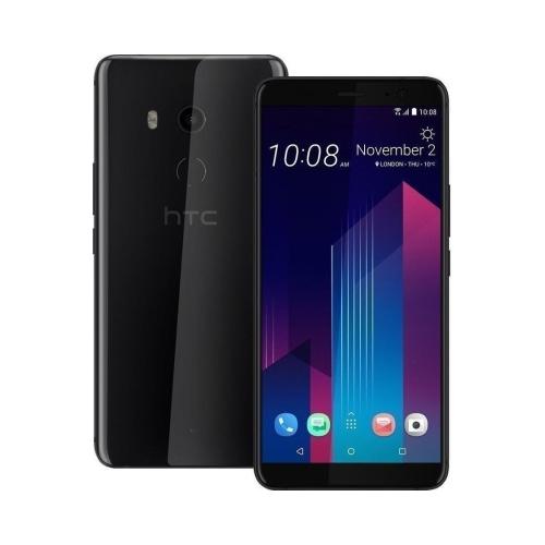 HTC U11 Plus 4G 128GB Dual-Sim Black EU