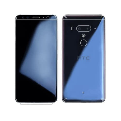HTC U12 Plus 4G 64GB Dual Sim Translucent Blue DE*