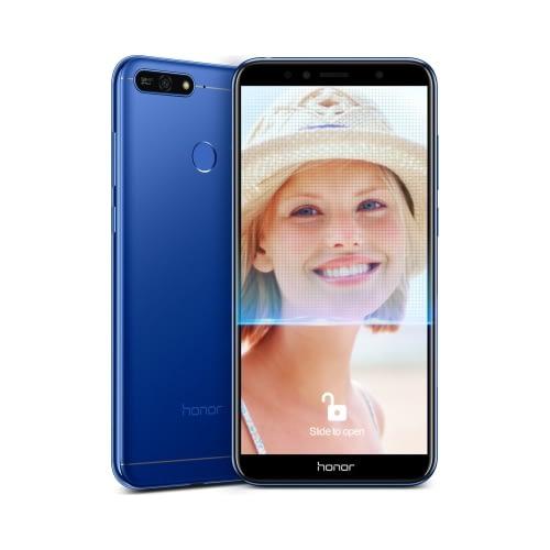 Honor 7A 4G 16GB (2GB Ram) Dual-Sim Blue EU
