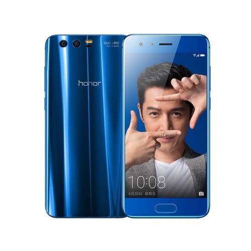 Honor 9 4G 128GB (6GB Ram) Dual-Sim Sapphire Blue EU
