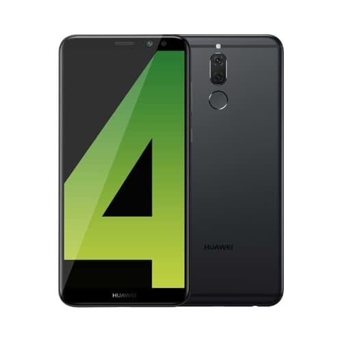 Huawei Mate 10 Lite 4G 64GB Dual-Sim Black DE*