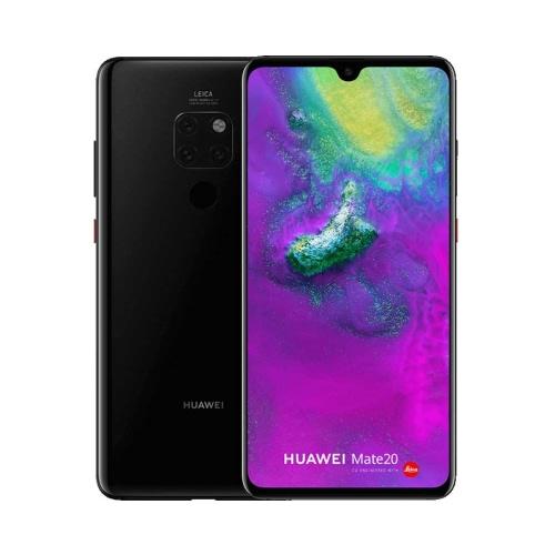 Huawei Mate 20 4G 128GB (4GB Ram) Dual-Sim Black EU