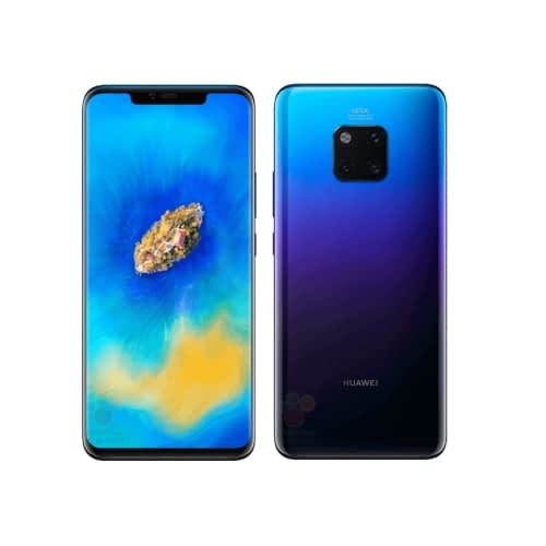 Huawei Mate 20 Pro 4G 128GB (6GB Ram) Dual-Sim Midnight Blue EU