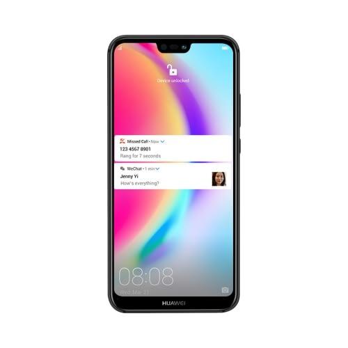 Huawei P20 Lite 4G 64GB Dual-Sim Black DE*