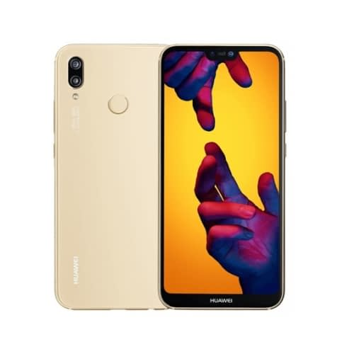 Huawei P20 Lite 4G 64GB Dual-Sim Gold DE*