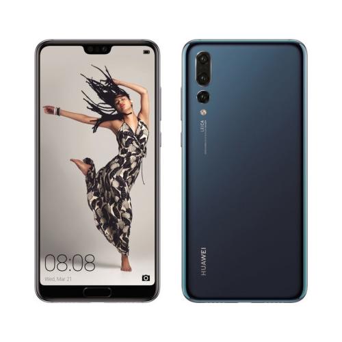 Huawei P20 Pro 4G 128GB Dual-Sim Blue DE*