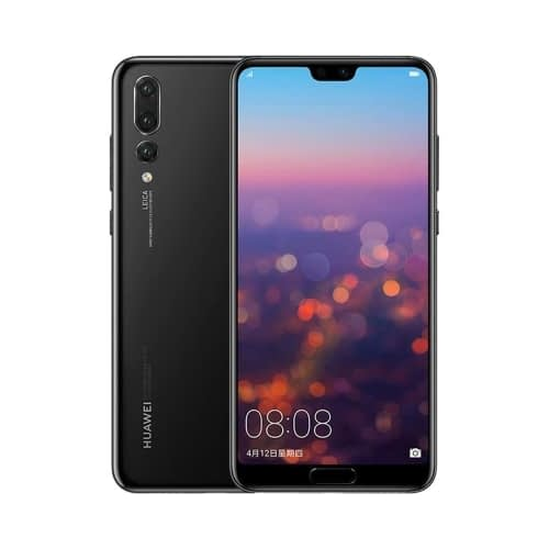 Huawei P20 Pro 4G 128GB Dual-Sim Black EU
