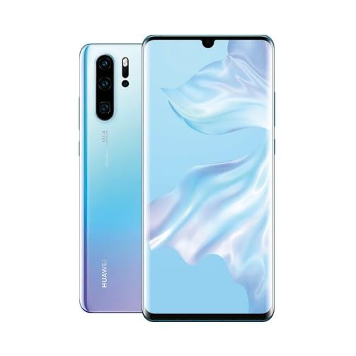 Huawei P30 Pro 4G 256GB (8GB Ram) Dual-Sim Breathing Crystal EU