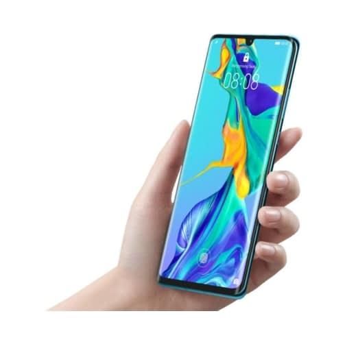 Huawei P30 Pro 4G 128GB (6GB Ram) Dual-Sim Breathing Crystal EU