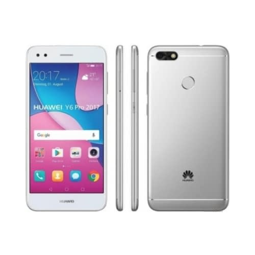 Huawei Y6 Pro (2017) 4G 16GB Dual-Sim Silver DE*