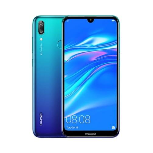 Huawei Y7 (2019) 4G 32GB (3GB Ram) Dual-Sim Aurora Blue EU