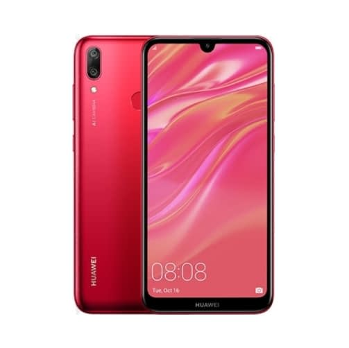 Huawei Y7 (2019) 4G 32GB (3GB Ram) Dual-Sim Coral Red EU