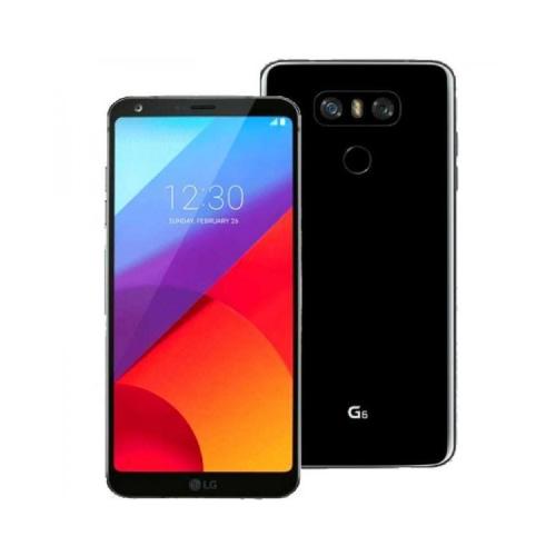 LG G6 (H870 2017) 4G 32GB Single-Sim Astro Black DE*