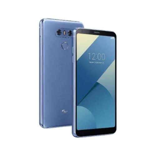 LG G6 (H870 2017) 4G 32GB Single-Sim Marine Blue DE*