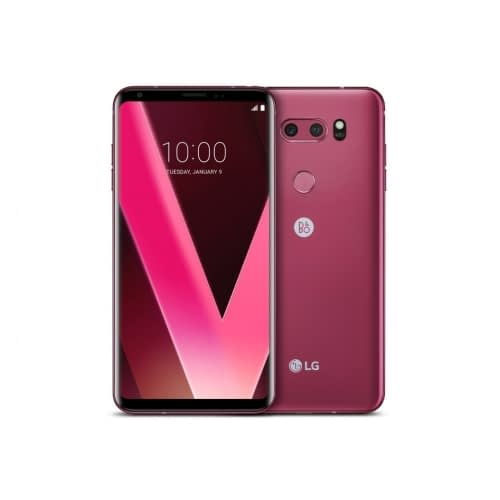 LG G6 (H870 2017) 4G 32GB Single-Sim Raspberry Rose EU