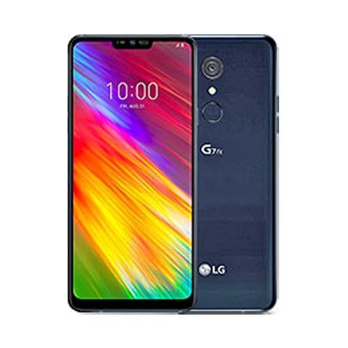 LG G7 Fit 4G 32GB (4GB Ram) Dual-Sim New Aurora Black EU