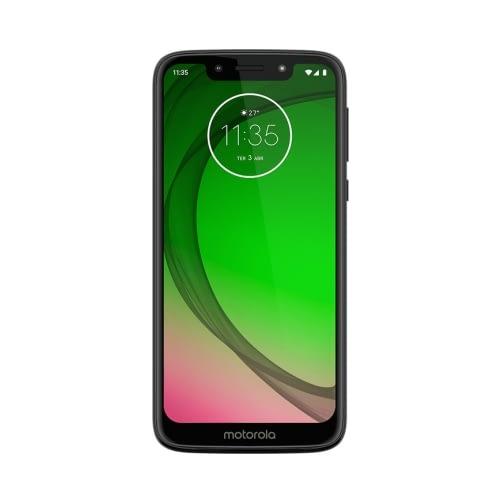 Motorola Moto G7 Play (XT1952-1 2019) 4G 32GB (2GB Ram) Dual-Sim Deep Indigo Blue EU