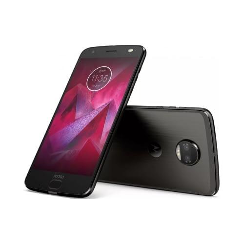 Motorola XT1789-06 Moto Z2 Force Dual Sim 64GB Black EU