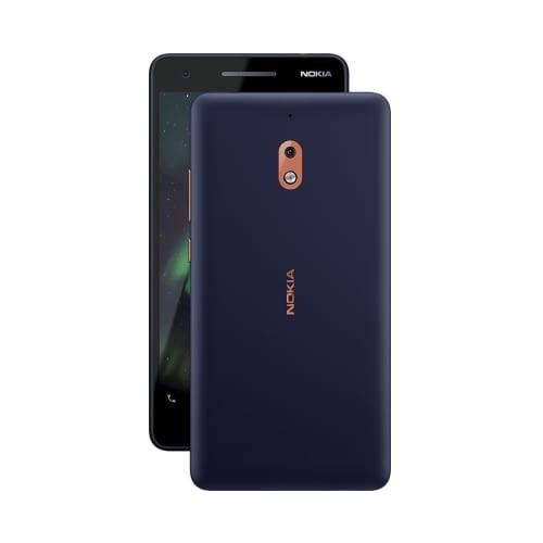 Nokia 3.1 4G 16GB Dual-Sim Blue Cooper EU