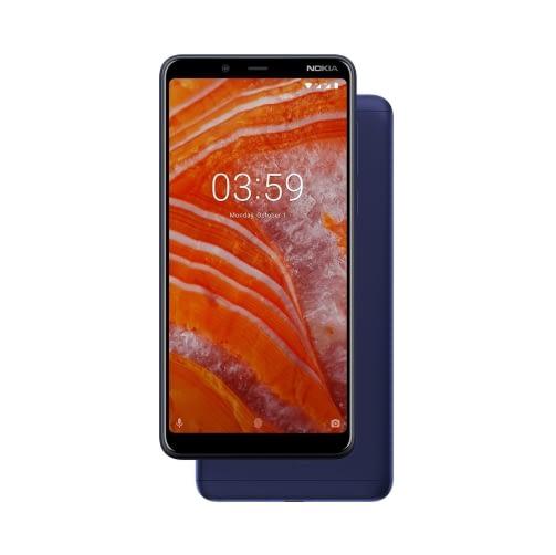 Nokia 3.1 Plus 4G 16GB (2GB Ram) Dual-Sim Blue EU