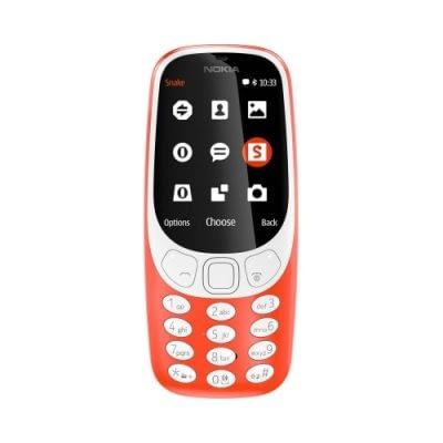 Nokia 3310 (2017) 3G Dual-Sim Warm Red EU