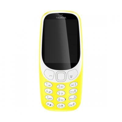 Nokia 3310 (2017) 3G Dual-Sim Yellow DE*