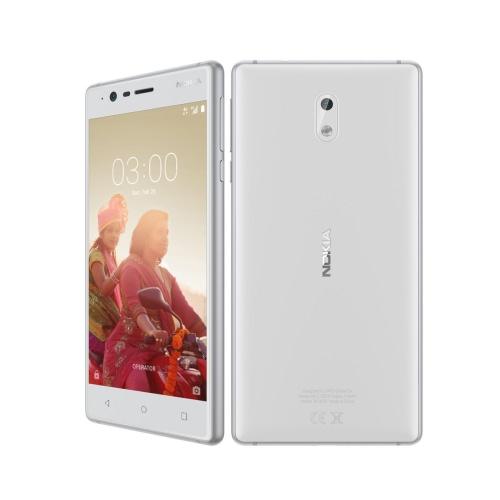Nokia 5 4G 16GB Dual-Sim Silver EU