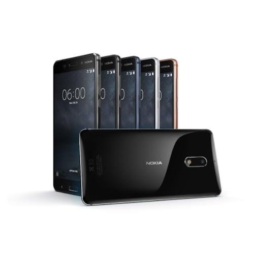Nokia 5 4G 16GB Dual-Sim Matte Black EU