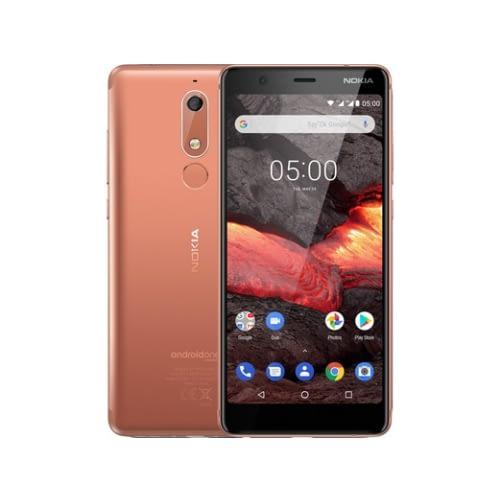 Nokia 5.1 4G 16GB (2GB Ram) Dual-Sim Cooper EU