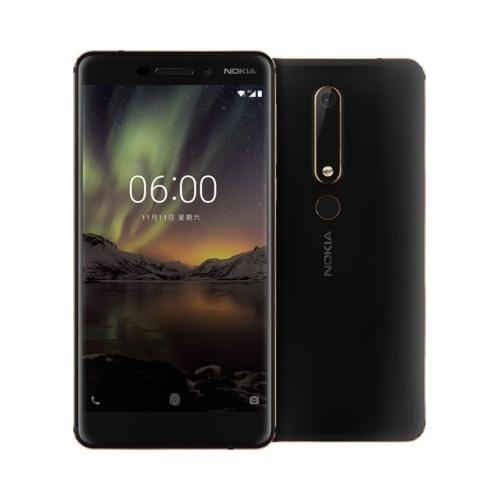 Nokia 6.1 (2018) 4G 32GB Dual-Sim Black Copper EU