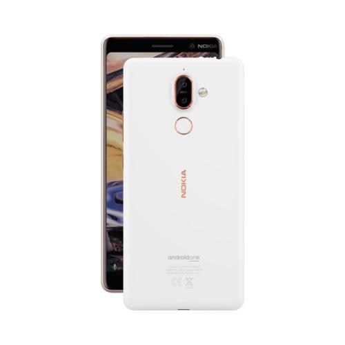 Nokia 7 Plus 4G 64GB Dual-Sim White EU