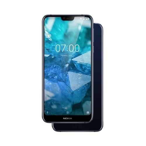 Nokia 7.1 4G 32GB (3GB Ram) Dual-Sim Black EU