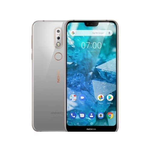 Nokia 7.1 4G 32GB (3GB Ram) Dual-Sim Grey EU