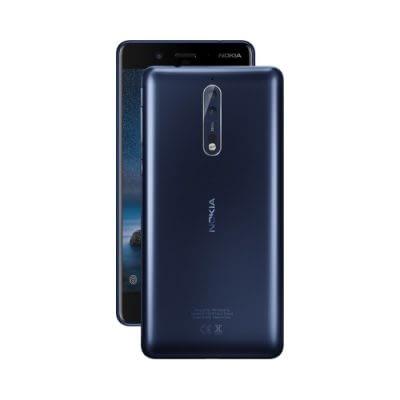 Nokia 8 4G 64GB Dual-Sim TempeRed Blue EU