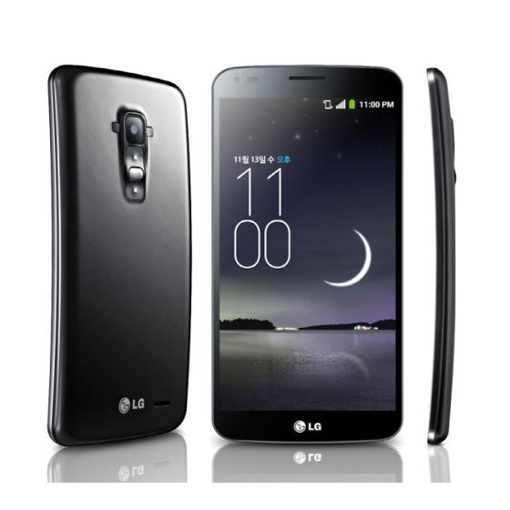 LG G Flex 2 H955 4G 16GB Titan Silver DE*